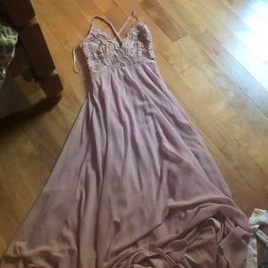 Lulus Maxi Prom/Formal Dress